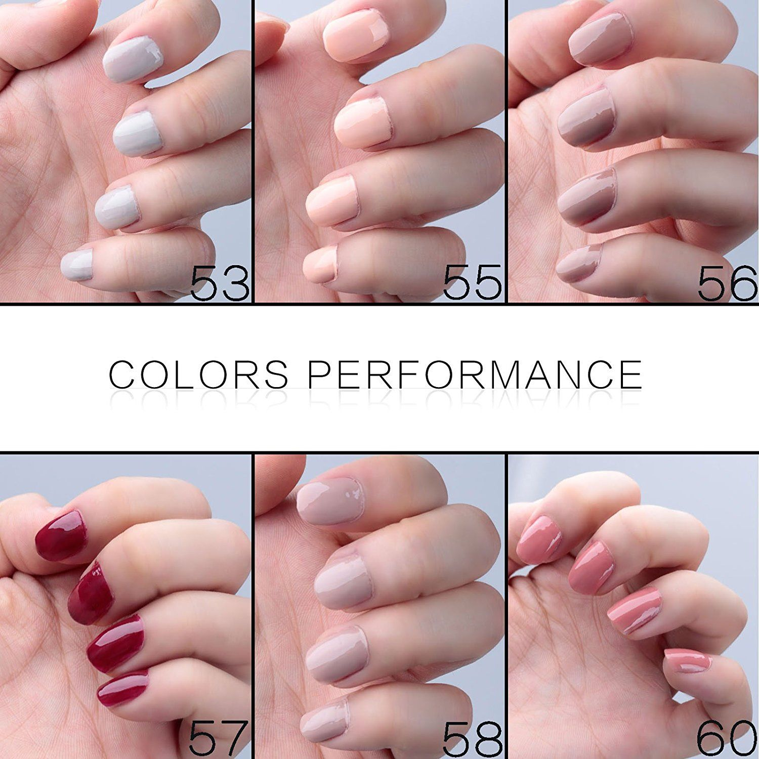 Gellen Nail Polish Review Choices From Over 300 Colors In 2020 Gel Nails Nail Colors Types Of Nail Polish