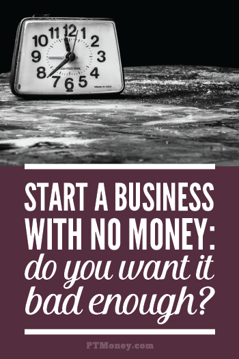 How to start a Small Business with no Money and Bad Credit?