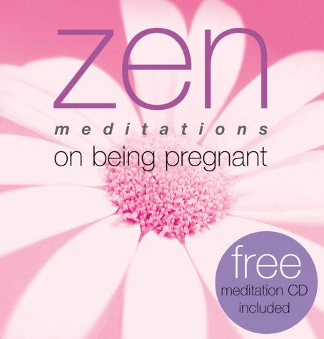 Zen Meditations on Being a Pregnant with CD Audio >>> More info could be found at the image url.