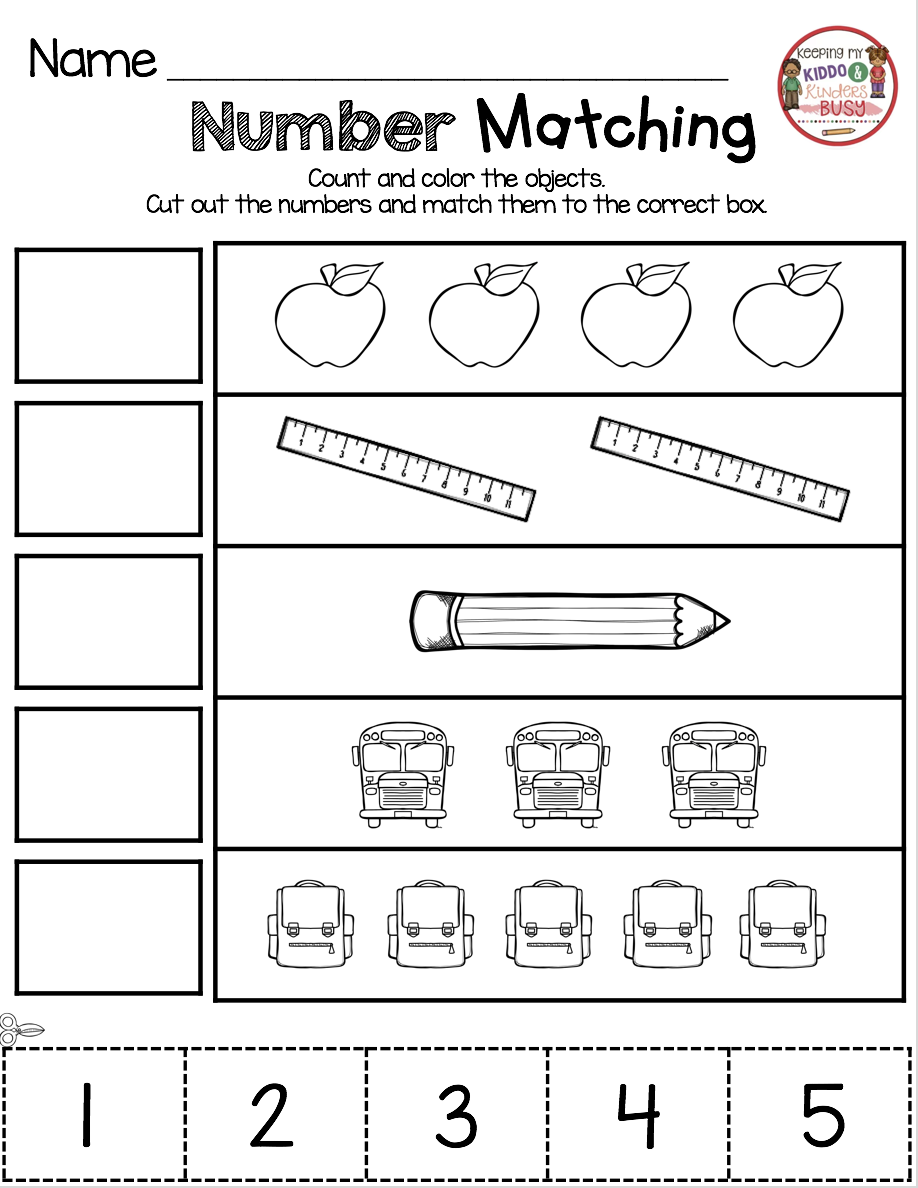 photograph regarding Kindergarten Math Assessment Printable identify Kindergarten inside August - FREEBIES AUGUST inside of Kindergarten