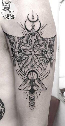 #cat #tattoo