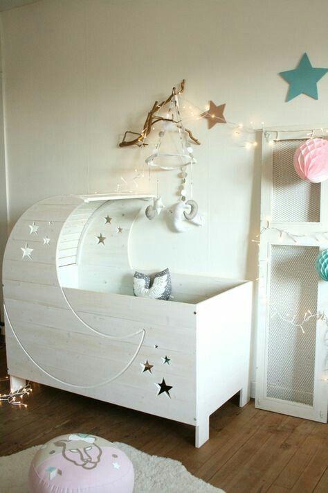 Baby cnc bude | dormitorios de lujo | Pinterest | Cuna madera, Ideas ...