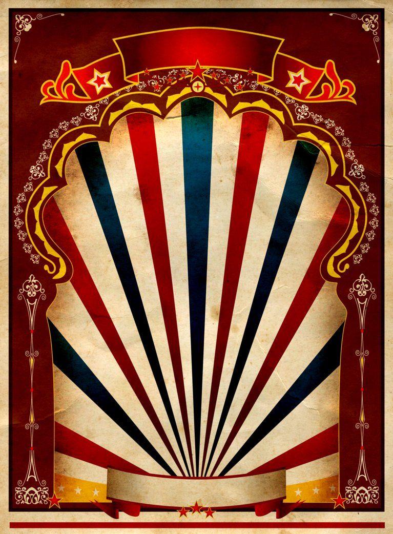 Circus Wall Vintage Circus Posters Circus Poster Circus Design