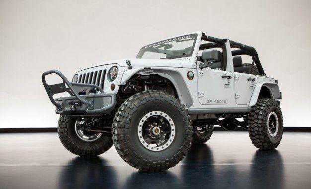 Landmark Dodge Chrysler Jeep Ram: This Yearu0027s Moab Easter Jeep Safari  Reveal Six Concept Cars At Landmark Dodge Jeep Ram
