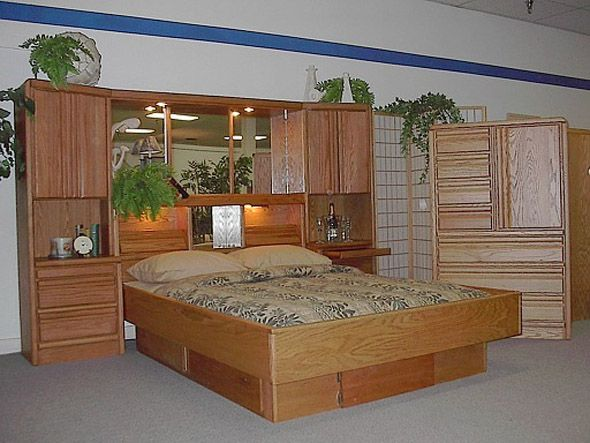 Waterbed Frames Plans For You Water Bed My Childhood Memories