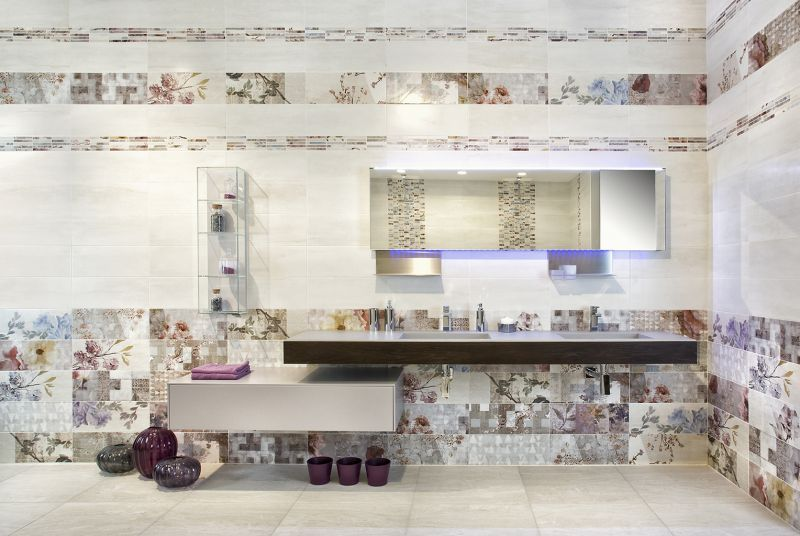 Ceramic wall tiles made in Italy | Fun Tile Styles | Pinterest ...