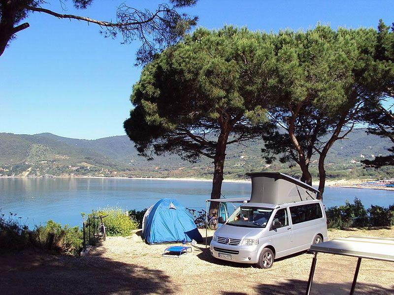 insel elba camping stella mare lacona italien pinterest wohnmobil italien und urlaubsideen. Black Bedroom Furniture Sets. Home Design Ideas