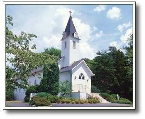 Historic Wakefield Chapel In Annandalewhere We Were Married