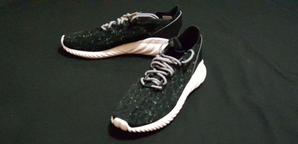 sneakers for cheap fcedc 8affa NEW ADIDAS ORIGINAL TUBULAR DOOM PRIMEKNIT BLACK CQ0940 ...
