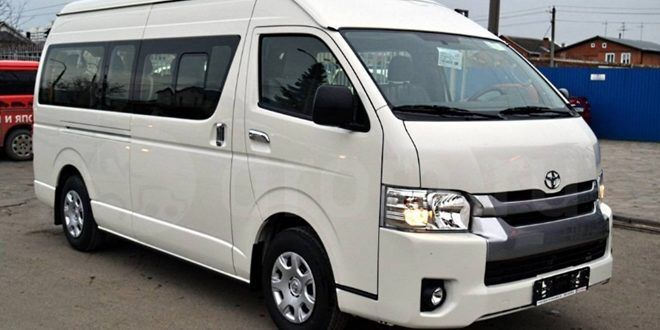 2018 Toyota Hiace Redesign Price Launching Date Toyota Hiace Toyota Redesign