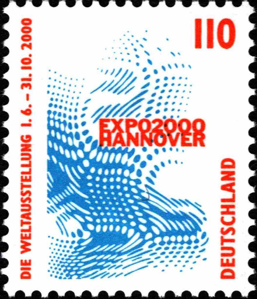 Deutschland 1998 Weltausstellung EXPO 2000 in Hannover