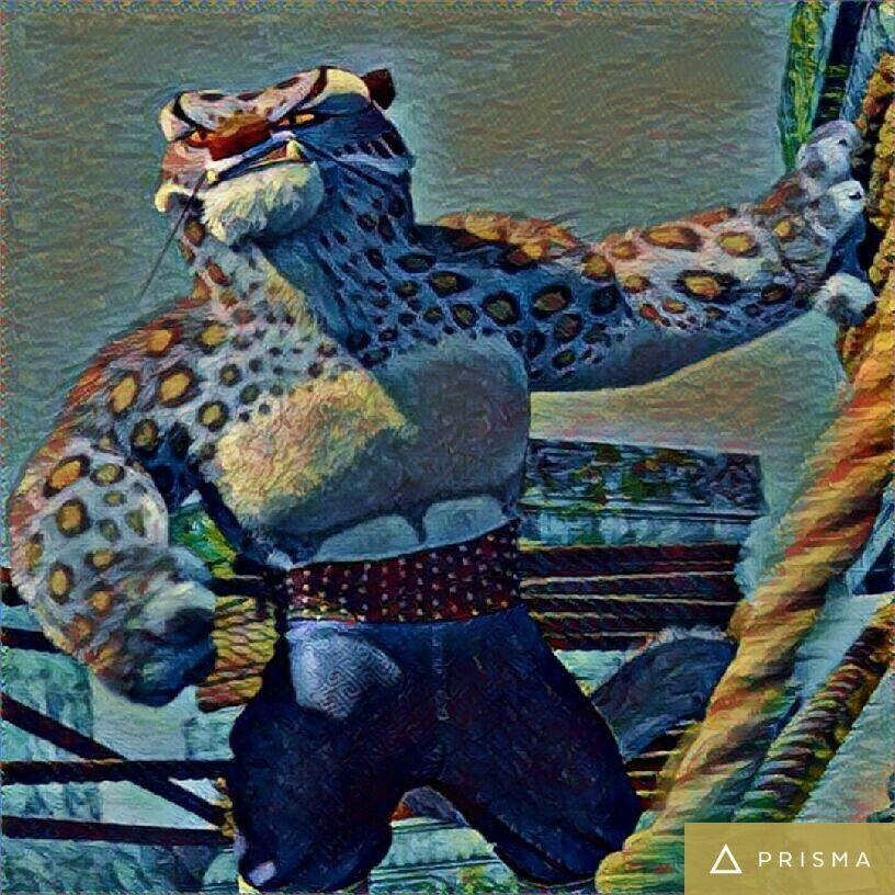 Tai lung Art    Kung Fu Panda in 2019   Kung fu, Kung fu