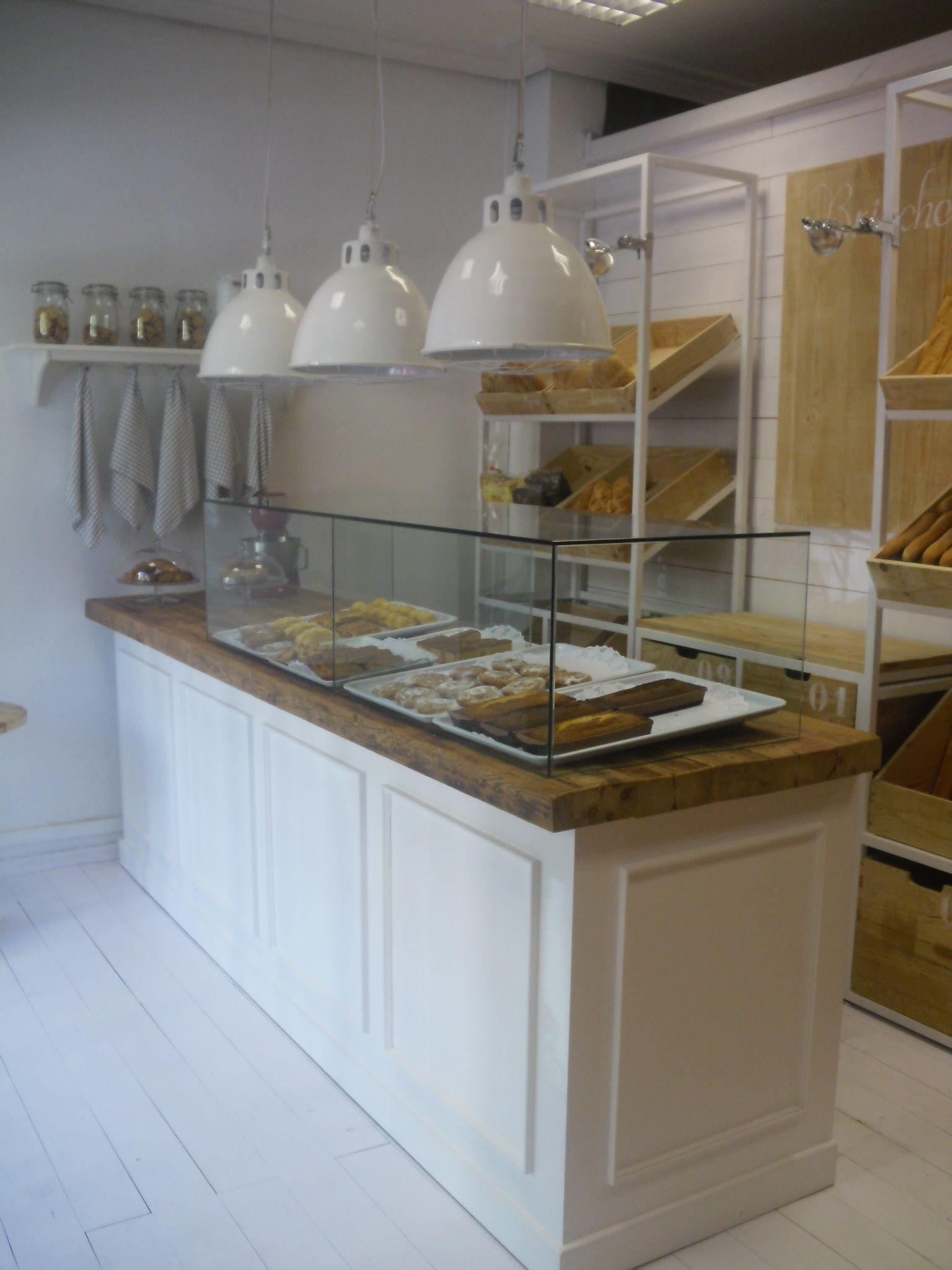Mobiliario Para Panaderia Pasteleria Con Imagenes Diseno De