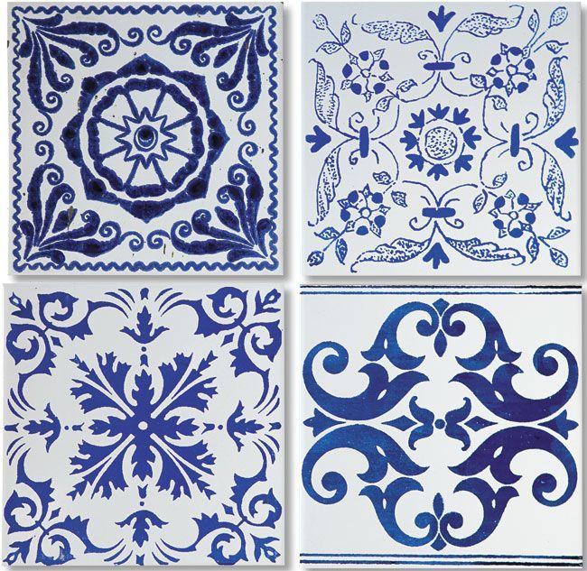 Mosaico de azulejos decoram paredes e mesas portuguese for Mesas de mosaico