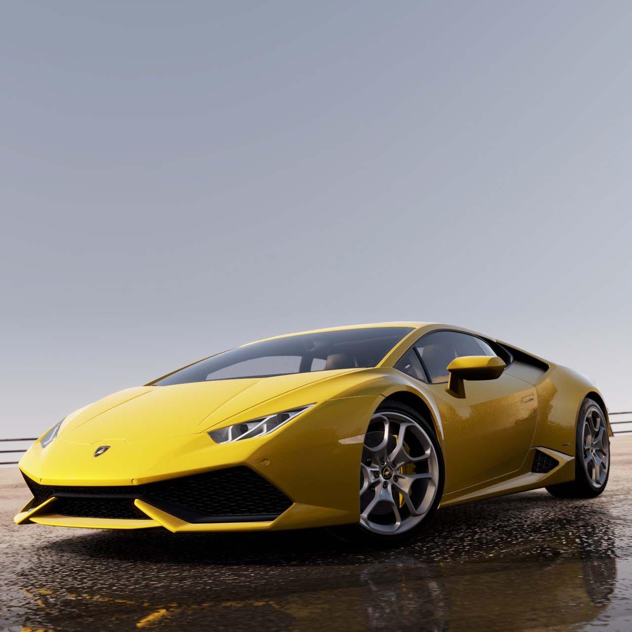 The New Lamborghini Huracán LP 610-4 Is The Hero Of Forza