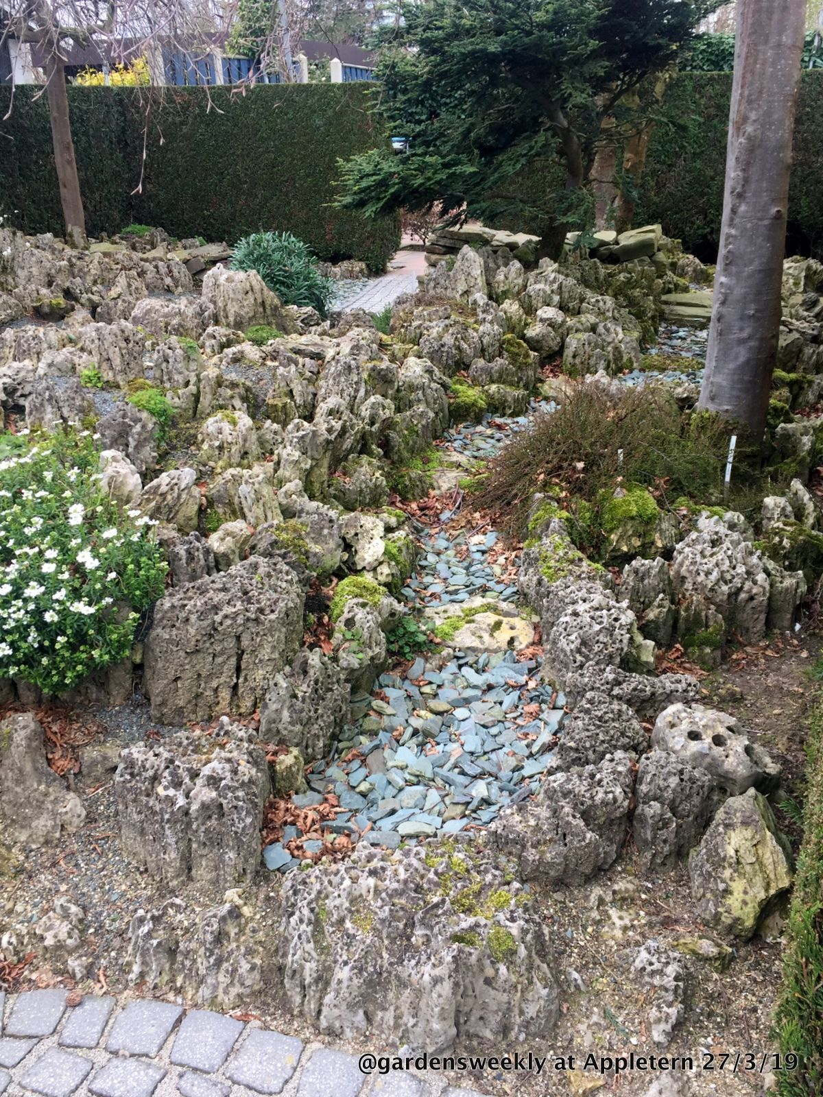 Rock Gardens Remain Very 60 70 S And Frankly Are Not And Will