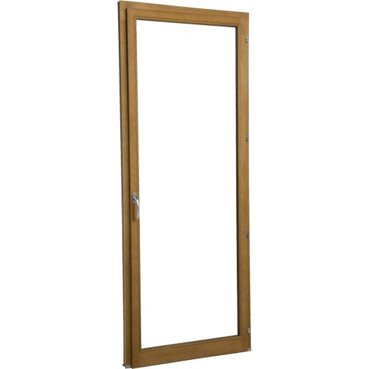 Porte Fenêtre En Bois Primo 1 Vantail Tirant Droit