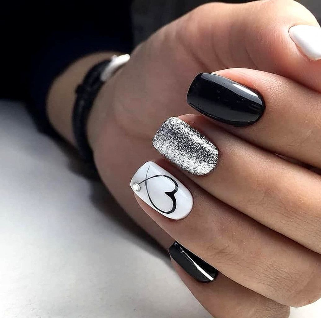44 Nail Art Ideas For Style 2019 nail design