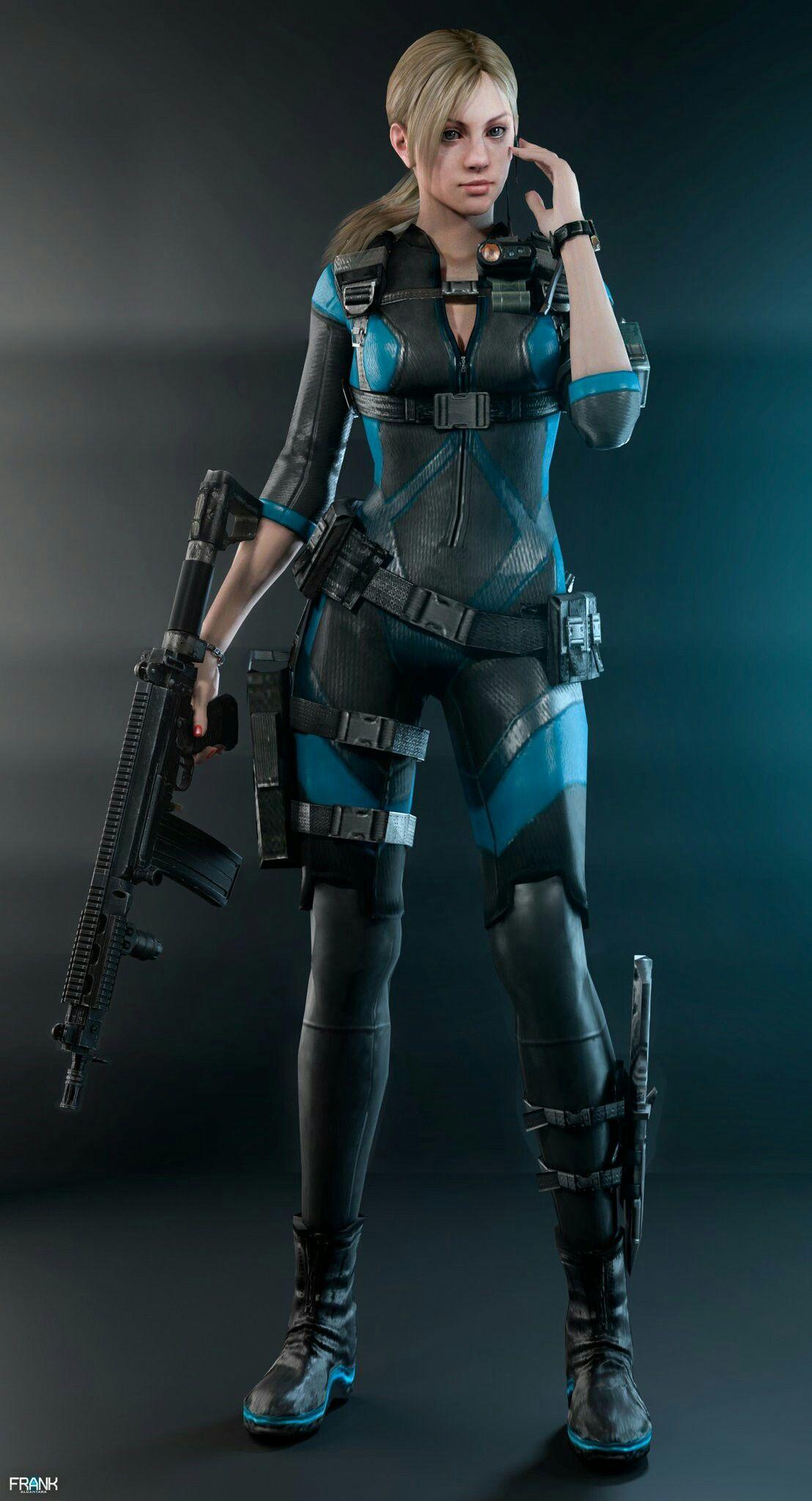 Resident Evil 5 Jill Resident Evil Girl Jill Valentine