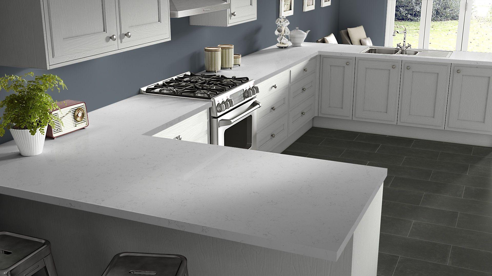 HAIDA QUARTZ. Get inspired for your kitchen renovation