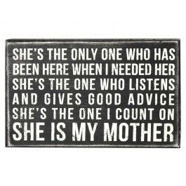 Love you momma