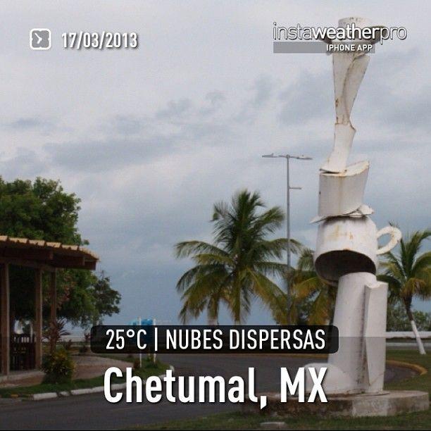 Chetumal in Quintana Roo