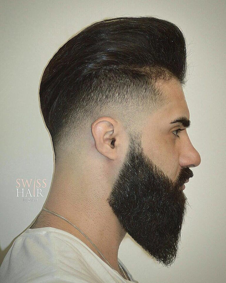 Top 25 Brand New Hairstyles Men S For 2019 Beard Haircut Hair