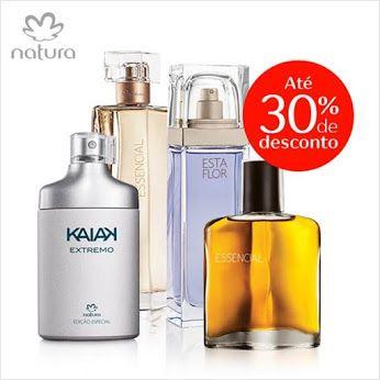 Aproveite os descontos especiais da perfumaria Natura, compre online e receba em casa rapidinho  Até 30% de desconto http://rede.natura.net/espaco/Brotherjp
