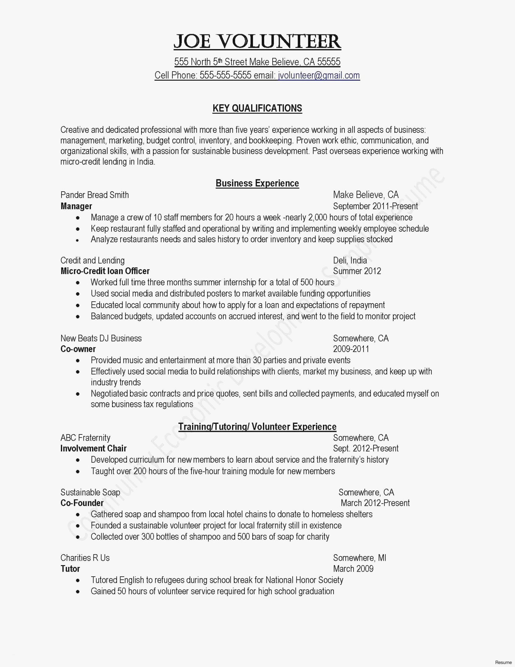 Accountant Resume Sample Pdf Best Of is Accountant Resume