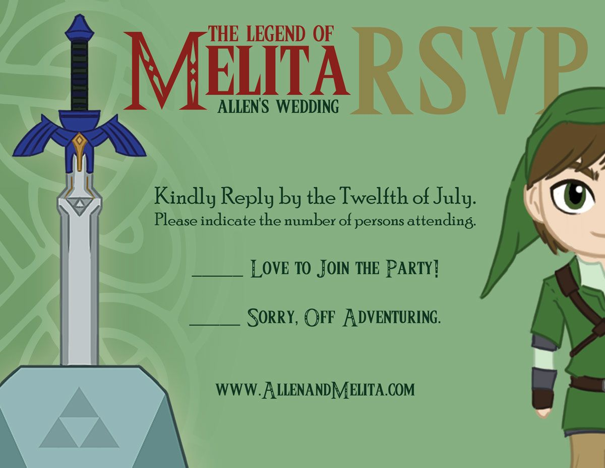 Invites similar to this zelda birthday pinterest birthdays invites similar to this stopboris Choice Image