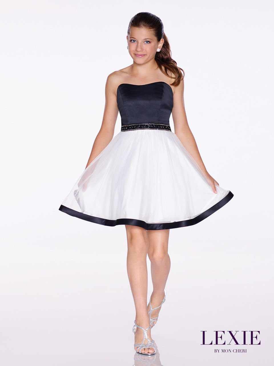 Formal Dress For Tweens | Lexie By Mon Cheri Tween Party Dress ...