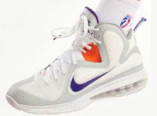 6bb66f67e9cb Nike LeBron 9 Diana Taurasi PE Sneaker ...