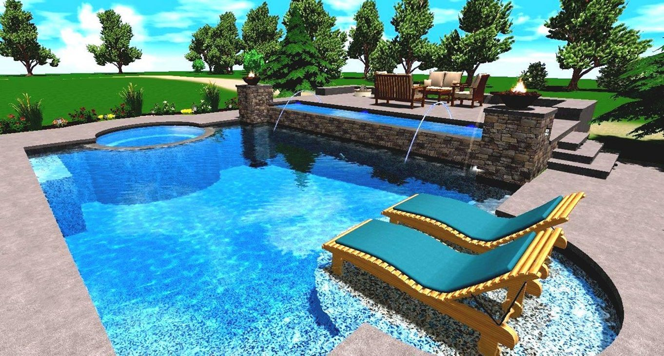 Outdoor Pool Decor Ideas 15 Great Pool Decoration Ideas For Your Small Yard Outdoor