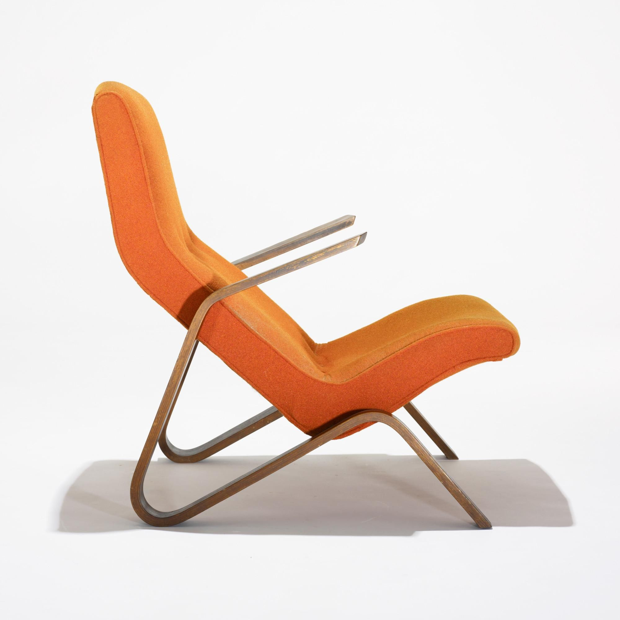 Charming Eero Saarinenu0027s Grasshopper Chair, Designed For Knoll In 1946