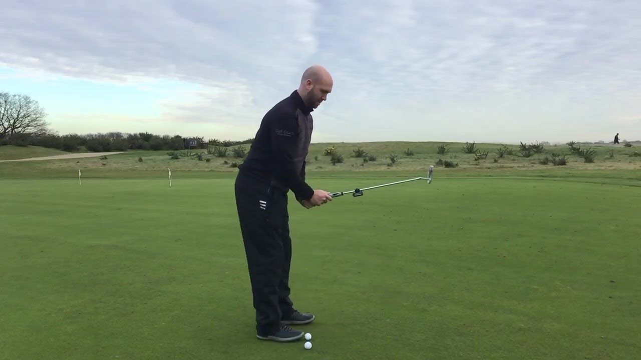 15++ Capto golf putting info
