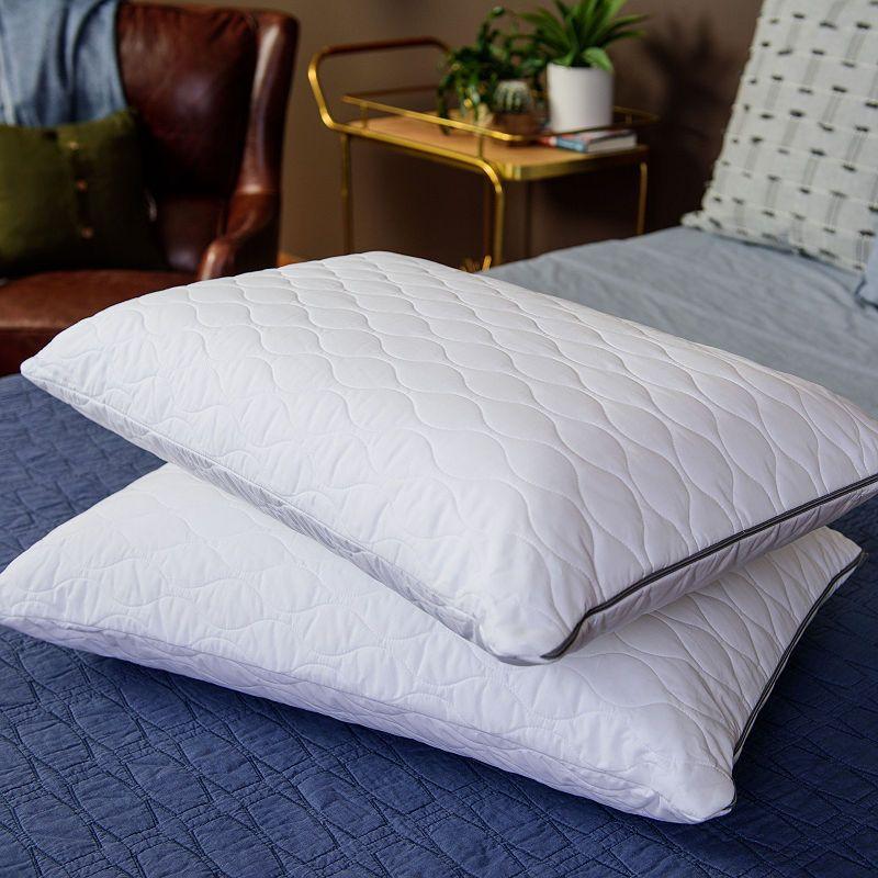 Tempur Pedic Cloud Soft And Conforming Memory Foam Pillow Foam