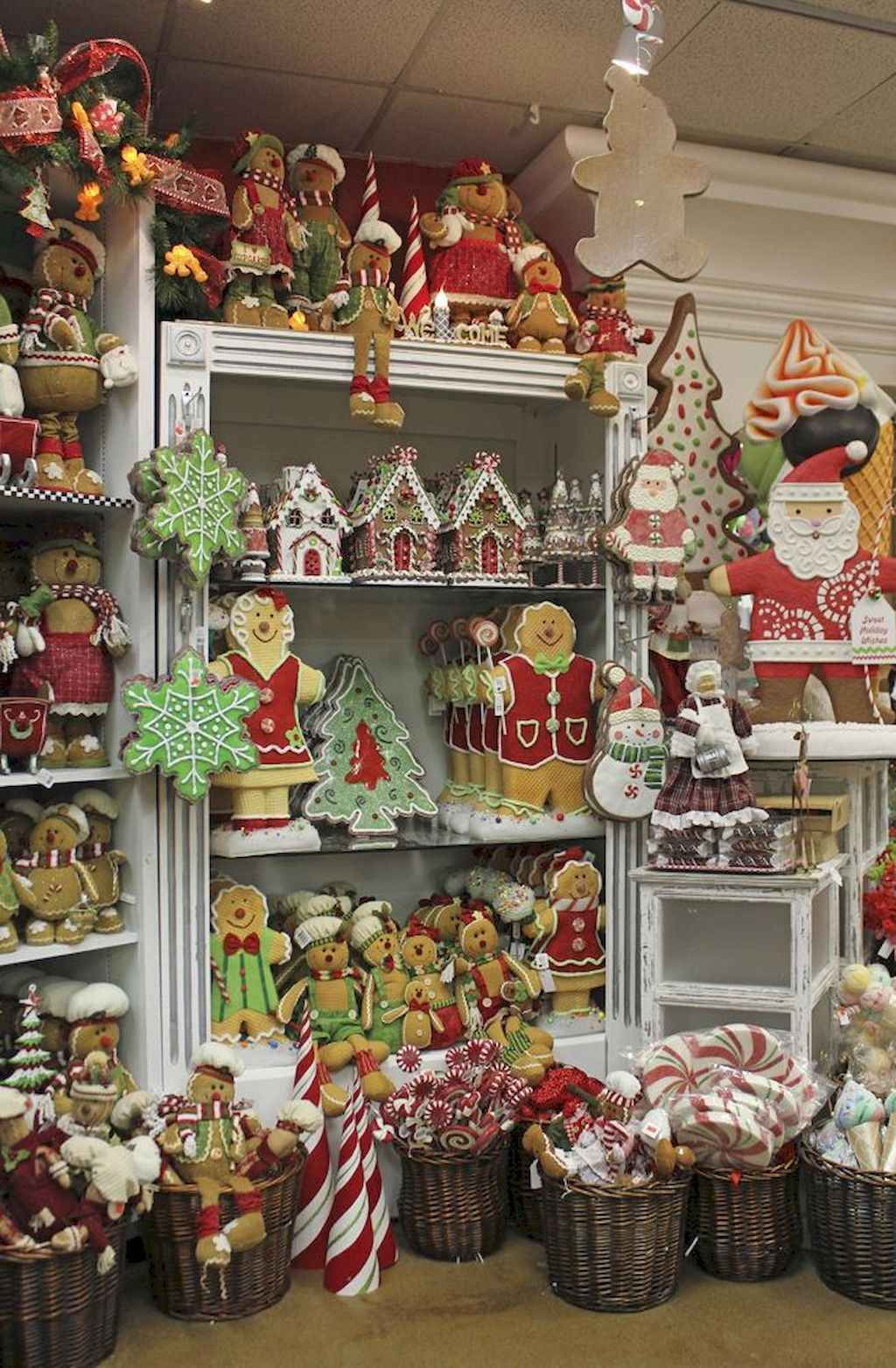 60 modern kitchen christmas decorating ideas gingerbread decorations on kitchen xmas decor id=32705
