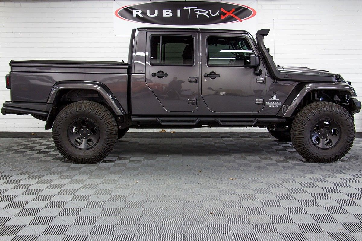 2017 Jeep Wrangler Rubicon Recon Unlimited Billet Jeep