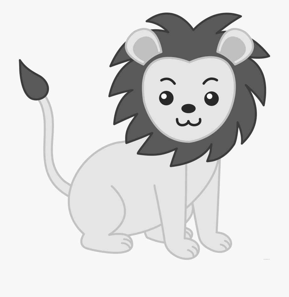 Jungle Animal Clipart In 2021 Animal Clipart Free Animal Clipart Cartoon Jungle Animals