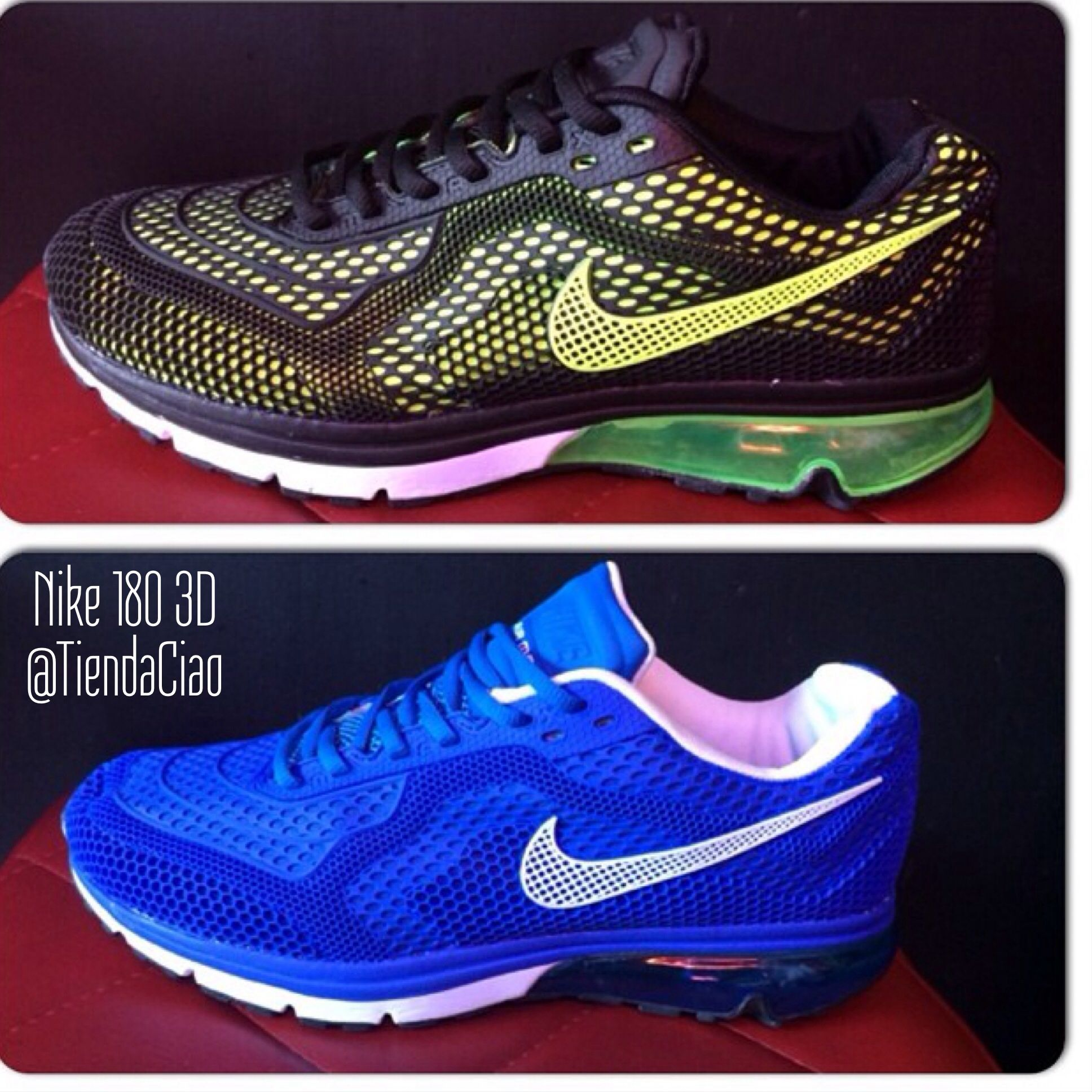 Nike 180 3D para hombre #sport #fitness #yoga #relax #tenis #nike ...