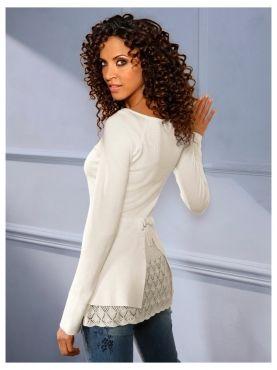 Pulover, Linea Tesini   Couture vestes et manteaux   Pinterest ... f07de04d34a8
