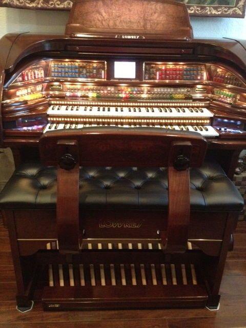 Lowrey Palladium Su 630 Organ Lowrey Lowrey Organs