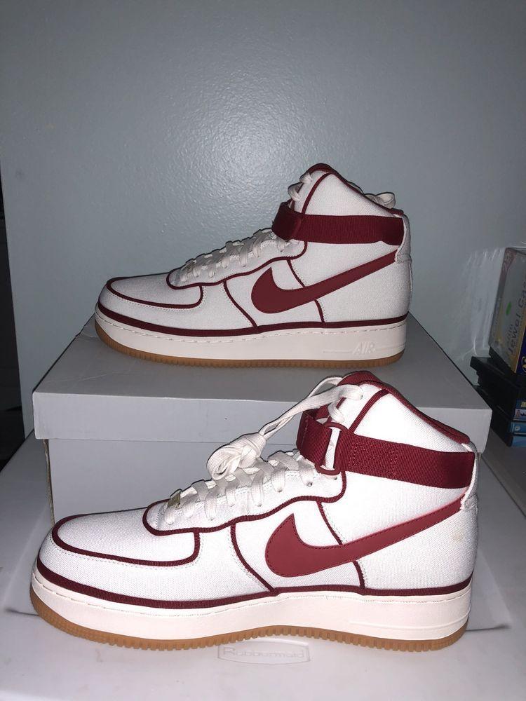 Nike AIR Force 1 HIGH '07 LV8 Mens Fashion Sneakers 806403