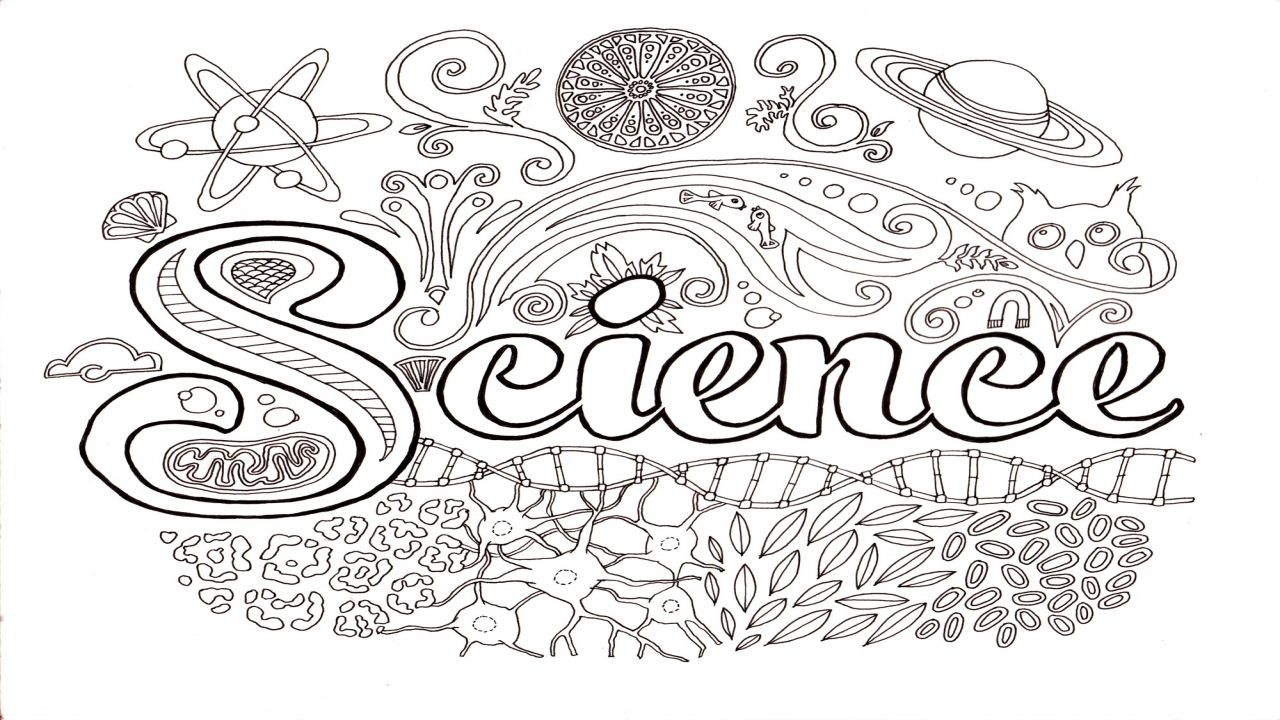 Image Result For Science Tools Coloring Pages Science Color