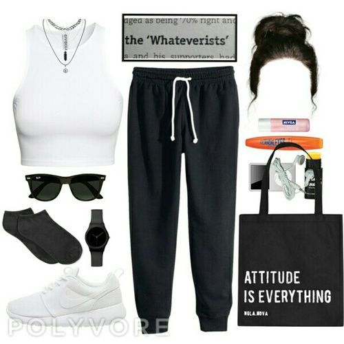 39c0cf0603 I'm a whateverist! (polyvore on we heart it) | clothes ...