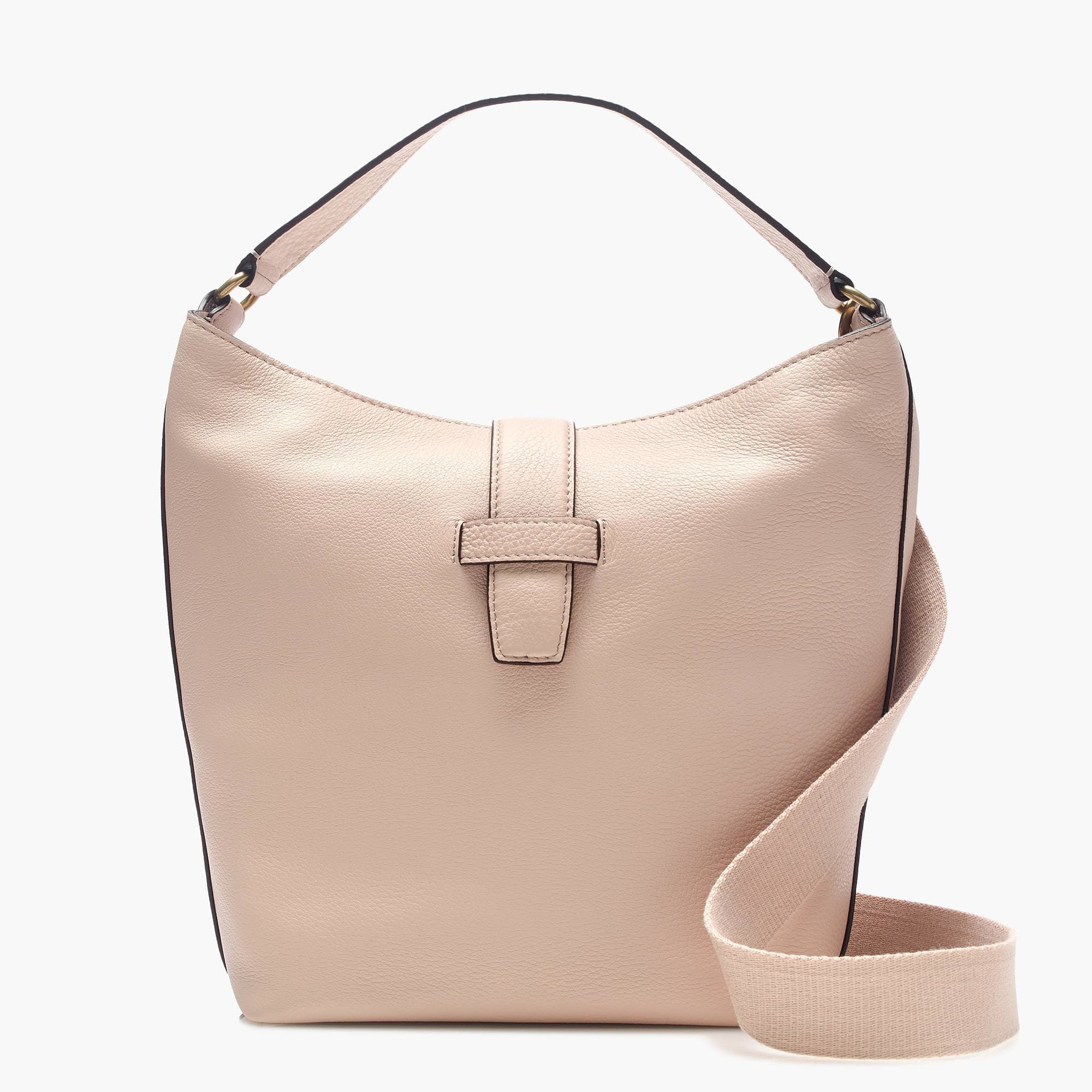 c75195571d Signet hobo bag in Italian leather   Women bags