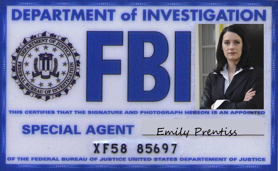 fake fbi id card maker poemview co