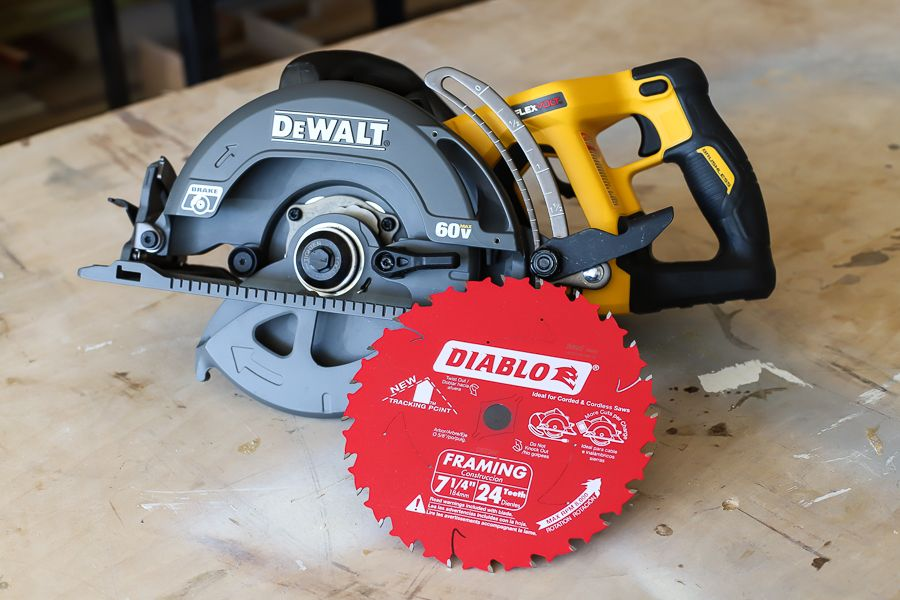 Dewalt Cordless Brushless Worm Drive Style Circular Saw Tool Review Saw Tool Woodworking Power Tools Electrical Hand Tools