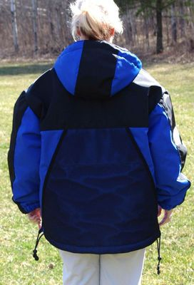 Hooded Handler Jacket Jackets Agility Training For Dogs