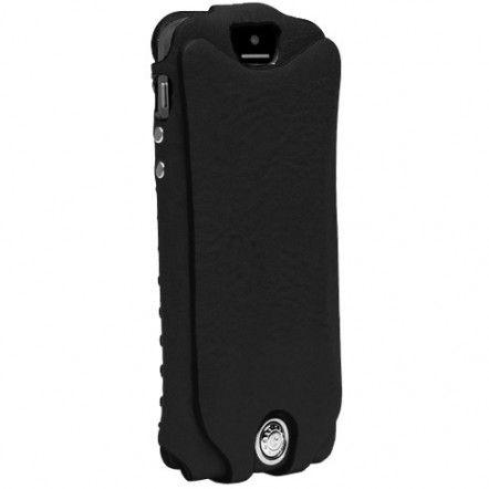 Orbino Black Tuscan Pantera Cinque Leather Case for Apple iPhone 5   iPhone5Cases  Orbino http 040d537b22ff
